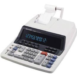 Sharp Qs2760h Commercial Print Calculator - Office Calculators