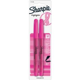 Sharpie Accent Highlighter - Pocket Pink Ribbon - Highlighter