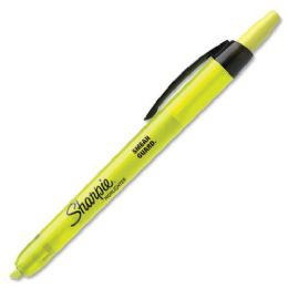 684 Units of Sharpie Accent Retractable Highlighter - Highlighter