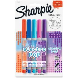 Sharpie Electro Pop Permanent Markers - Markers