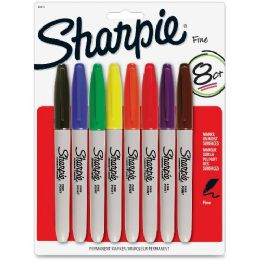 Sharpie Permanet Marker - Markers