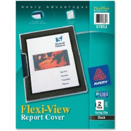 84 Units of Avery FlexI-View Presentation Report Cover With Swing Clip - Report cover