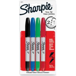Sharpie Twin Tip Permant Maker - School and Office Supply Gear