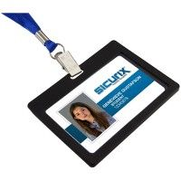 SICURIX Badge Holder - Horizontal - Badge holder