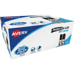 Avery MarkS-A-Lot Dry Erase Marker - Dry erase