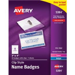 Avery Media Holder Kit - Data Media