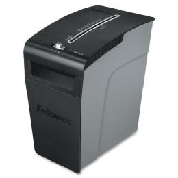 4 Units of Fellowes Powershred P-58Cs Cross-Cut Shredder - Shredder