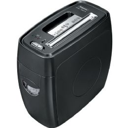 3 Units of Fellowes Powershred PS-12Cs Cross-Cut Shredder - Shredder