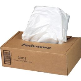 Fellowes Powershred Waste Bags for 99Ms / 90S / 99Ci / HS-440 Shredder - Shredder