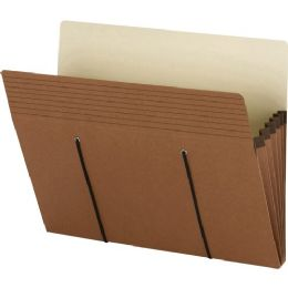 Smead 74222 Redrope Secure Pocket With Easy Grip - File Folders & Wallets