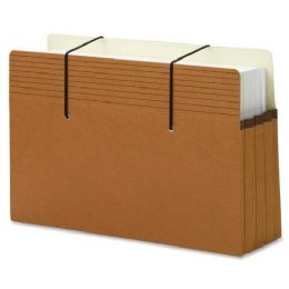 2 Units of Smead 74228 Redrope Secure Pocket With Easy Grip - File Folders & Wallets