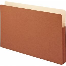Smead 74254 Redrope File Pockets With TyveK-Lined Gusset - File Folders & Wallets