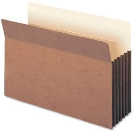 Smead 74274 Redrope File Pockets With TyveK-Lined Gusset - File Folders & Wallets