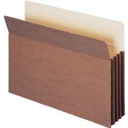 Smead 74380 Redrope Tuff Pocket File Pockets - File Folders & Wallets