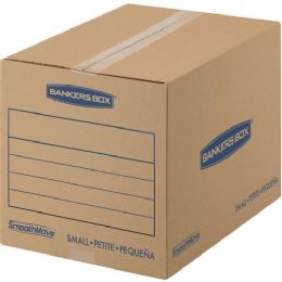Fellowes Smoothmove Basic Moving Boxes, Small - Boxes & Packing Supplies