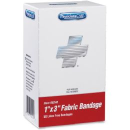 81 Units of Physicianscare Adhesive Bandage - Office Supplies