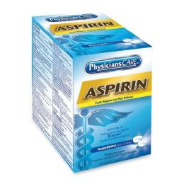 Physicianscare Aspirin Tablets - Office Supplies