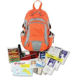 6 Units of Physicianscare Emergency Preparedness Backpack xl - Office Supplies