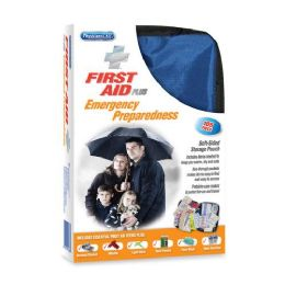 17 Units of Physicianscare First Aid Plus Emergency Preparedness Kit - Office Supplies
