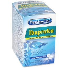 Physicianscare Ibuprofen Individual Dose Packet - Office Supplies