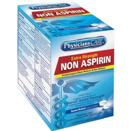 Physicianscare NoN-Aspirin (acetaminophen) - Office Supplies
