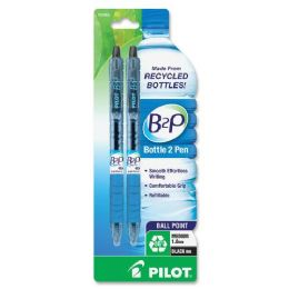 672 Units of Pilot B2p Recycled Water Bottle Ball Point Pen - Pens & Pencils