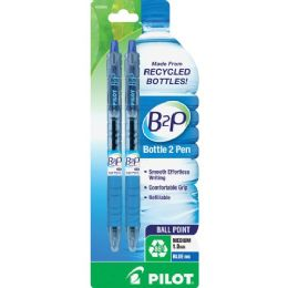 Pilot B2p Recycled Water Bottle Ball Point Pens - Pens & Pencils