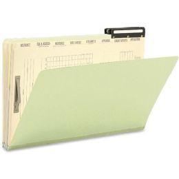 Smead 78208 Gray/green Pressboard Mortgage File Folders - File Folders & Wallets