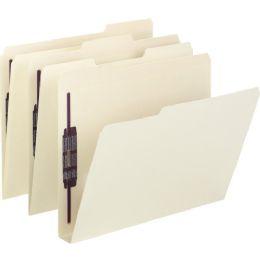 Smead ExtrA-Capacity Fastener Folders - Safeshield - Fasteners