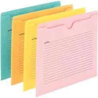 Smead Notes File Jackets - File Folders & Wallets
