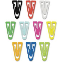 Gem Office Products Triangular Paper Clips - Paper clips