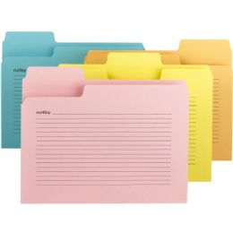 20 Units of Smead Supertab Notes File Folders - File Folders & Wallets