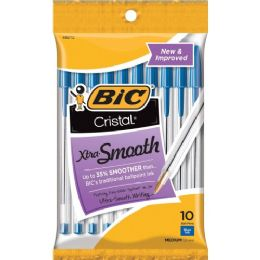 144 Units of BIC Cristal Ballpoint Pen - Ballpoint Pens