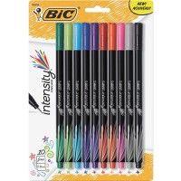 36 Units of BIC Intensity Fineliner Marker Pen - Markers