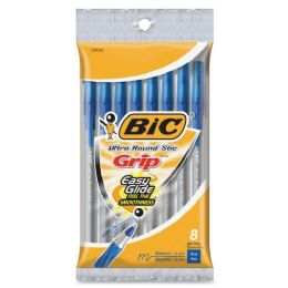 144 Units of BIC Round Stic Ballpoint Pen - Ballpoint Pens