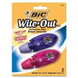 72 Units of BIC Wite-Out Mini Correction Film - Office Supplies