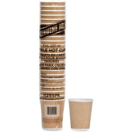 Genuine Joe Ripple Hot Cups - Cups