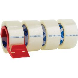 Sparco Heavy-duty Packaging Tape with Dispenser - Tape & Tape Dispensers