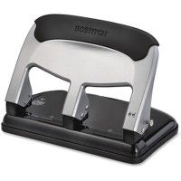 Bostitch Ez Squeeze 40-Sheet 3-Hole Punch - Hole Punchers