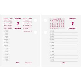 102 Units of Brownline Daily Calendar Refill - Calendar