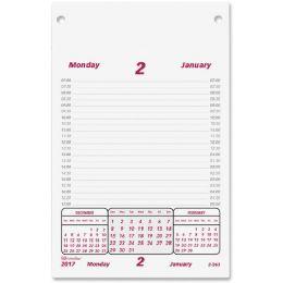 54 Units of Brownline Daily Calendar Refill - Calendar