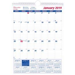Brownline Monthly Wall Calendar - Calendar