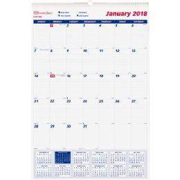 42 Units of Brownline Monthly Wall Calendar - Calendar