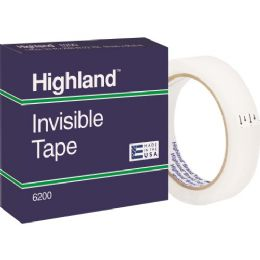 Highland Invisible Tape - Tape & Tape Dispensers