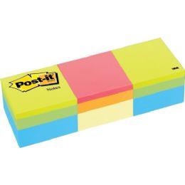 Post-it 2x2 Ultra Colors Convenient Memo Cubes - Adhesive note