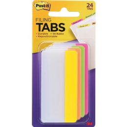 "Post-it 3"" Filing Tabs - Office Supplies"