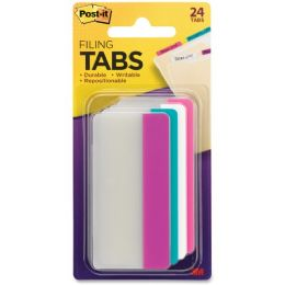 "240 Units of Post-it 3"" Filing Tabs - Office Supplies"