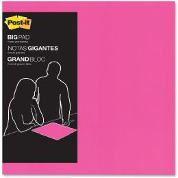 84 Units of PosT-It Big Pads - Adhesive note