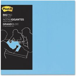 48 Units of Post-it Big Pads - Adhesive note