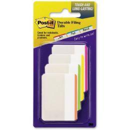 Post-it Durable Flat File Tab - File Folders & Wallets